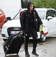 20170725 - TILBURG , NETHERLANDS :  Belgian physiotherapist Jan Van Der Jeugt pictured going back to Belgium as the Belgian national women's soccer team Red Flames was not able to qualify for the quarter finals after a loss against The Netherlands , on Tuesday 25 July 2017 in Tilburg . The Red Flames finished on 3 th place in Group A at the Women's European Championship 2017 in the Netherlands. PHOTO SPORTPIX.BE | DAVID CATRY
