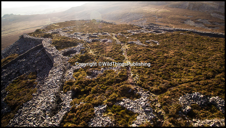 BNPS.co.uk (01202 558833)<br /> Pic: WildThings/BNPS<br /> <br /> T'reri Cereri north Wales.<br /> <br /> Walk back in Time - new travel book reveals Britain's ancient places.<br /> <br /> An explorer has travelled the length and breadth of Britain to document over 400 mysterious little known ancient sites.<br /> <br /> Dave Hamilton ventured off the beaten track to uncover wild ruins which have stood for between 2,000 and 10,000 years.<br /> <br /> He avoided famous sites like Stonehenge, instead focusing on little-known lost ruins scattered across the country.<br /> <br /> His travels saw him encounter sacred tombs and caves, stone circles, Bronze Age brochs and Iron Age hillforts.
