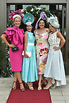 Jean Leahy, Abbeyfeale, Mary Woulfe, Athea, Nadine Smith, Abbeyfeale and Siobhan Kennedy, Tournafoulla, Limerick pictured at the Killarney Apres Races party in The Brehon Hotel, Killarney on Thursday night.<br /> Photo: Don MacMonagle<br /> <br /> repro free photo<br /> further info: Aoife O'Donoghue aoife.odonoghue@gleneaglehotel.com