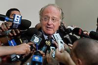 Milano, 28 Agosto, 2011. Paolo Scaroni Amministratore Delegato e Direttore Generale di Eni