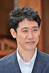 """Yo Oizumi, June 13, 2018, Tokyo, Japan : Actor Yo Oizumi attends the press conference for """"Yakiniku Dragon"""" at the Akagi Shrine in Tokyo, Japan on June 13, 2018. This film will open on June 22 in Japan."""