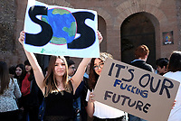 Global strike for future, sciopero per il clima, 24 Maggio