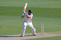Nick Browne in batting action for Essex during Essex CCC vs Nottinghamshire CCC, Specsavers County Championship Division 1 Cricket at The Cloudfm County Ground on 14th May 2019