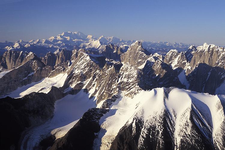 Mt. McKinley (Denali)- Aerial