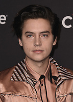 "HOLLYWOOD, CA - MARCH 25:  Cole Sprouse at PaleyFest 2018 - ""Riverdale"" at the Dolby Theatre on March 25, 2018 in Hollywood, California. (Photo by Scott KirklandPictureGroup)"