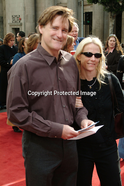 Bill Pullman and wife Tamara<br />&quot;Peter Pan&quot; - Los Angeles Premiere<br />Grauman's Chinese Theatre<br />Hollywood, CA, USA <br />Saturday, December 13, 2003<br />Photo By Celebrityvibe.com/Photovibe.com
