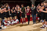 Stanford Volleyball M vs UCLA, March 16, 2019