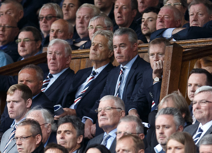 Dave King and the Rangers directors
