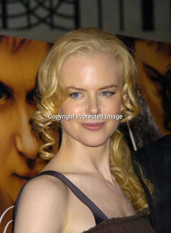 "Nicole Kidman..at the New York Premier Screening of ""Birth"" starring ..Nicole Kidman, Lauren Bacall and Danny Huston and ..Cameron Bright on October 26, 2004 at the Loews LIncoln Square. ..Photo by Robin Platzer, Twin Images"