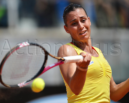 16.05.2012. Rome, Italy.   Flavia Pennetta of Italy Italian Open Tennis Championship by BNP Paribas.