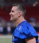 "Kurt Warner was QB of the ""Blue"" team under coaching of Mike Martz."