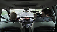 On the Road in France (2018) <br /> (La traversee) <br /> *Filmstill - Editorial Use Only*<br /> CAP/MFS<br /> Image supplied by Capital Pictures