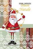 Simonetta, CHRISTMAS SANTA, SNOWMAN, paintings, ITDPNT0030,#X# Weihnachtsmänner, Schneemänner, Weihnachen, Papá Noel, muñecos de nieve, Navidad, illustrations, pinturas