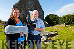 "Jim and Catherine McCarthy who did a documentary called Ardfert ""A Historical Gem"" which will be launched in Siamsa Tire on the 23rd November."