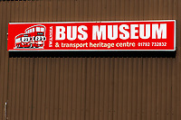A general view of Swansea Bus Museum, Swansea, Wales, UK. Thursday 06 June 2019