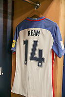 Harrison, N.J. - Friday September 01, 2017: Tim Ream during a 2017 FIFA World Cup Qualifying (WCQ) round match between the men's national teams of the United States (USA) and Costa Rica (CRC) at Red Bull Arena.