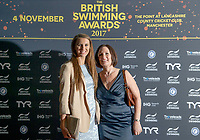 Picture by Allan McKenzie/SWpix.com - 04/11/17 - Swimming - British Swimming Awards 2017 - The Poiint, Lancashire County Cricket Ground, Manchester, England - Red carpet guests.