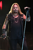 MIAMI, FL - NOVEMBER 04: Vince Neil performs at The Magic City Casino on November 4, 2017 in Miami, Florida. Credit: mpi04/MediaPunch /NortePhoto.com
