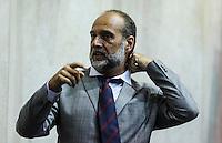 SAO PAULO, SP, 05 DE FEVEREIRO 2013 - ABERTURA ANO LEGISLATIVO - Ricardo Tripoli durante abertura da sessão de Abertura do Ano Legislativo da Câmara Municipal de São Paulo (SP), nesta terça-feira (5). FOTO: VANESSA CARVALHO - BRAZIL PHOTO PRESS