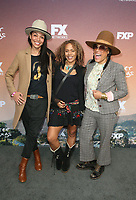 "NORTH HOLLYWOOD, CA - MAY 10: Tamara Taylor, Rachel True, Cree Summer, at FYC  Event For Season 3 Of FX's ""Better Things"" at Saban Media Center in North Hollywood, California on May 10, 2019. <br /> CAP/MPIFS<br /> ©MPIFS/Capital Pictures"