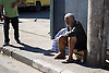 A homeless man with a swollen leg sits across the street from the busteling Mercado Municipal, one of the oldest markets in the city of Sao Paulo. Sao Paulo is a growing city with nearly 18 million in the metropolitan area. Although homelessness and poverty are huge problems the city maintains its attractiveness for the economic opportunities it affords to residents. IBJ will be initiating a defense lawyer training program in and around Sao Paulo.