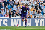 Real Club Celta de Vigo's Sergio Alvarez9 during La Liga match between Real Madrid and Real Club Celta de Vigo at Santiago Bernabeu Stadium in Madrid, Spain. March 16, 2019. (ALTERPHOTOS/A. Perez Meca)