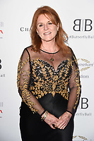 Sarah Ferguson<br /> arriving for Caudwell Butterfly Ball 2019 at the Grosvenor House Hotel, London<br /> <br /> ©Ash Knotek  D3508  13/06/2019