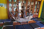 Ship Model, Marine Maritime Museum, Punda