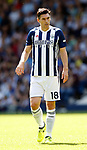 Gareth Barry of West Bromwich Albion during the premier league match at the Hawthorn's Stadium, West Bromwich. Picture date 27th August 2017. Picture credit should read: Simon Bellis/Sportimage