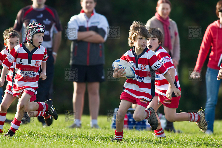 Karaka Junior Rugby photos taken at Karaka Sports Park on Saturday June 5th 2010..15% of sales will be returned to the Karaka Junior Rugby Club..To order online please click on a thumbnail to be taken to a larger version and then use the ADD TO CART button..To order offline please go to www.37south.com/orders.htm and print the order form.