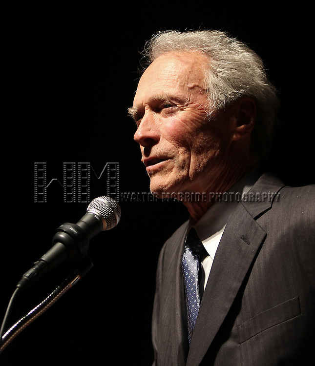 Clint Eastwood<br /> attending the &quot;HEREAFTER&quot; Gala Premiere Presentation during the 35th Toronto International Film Festival at the Elgin Theatre on September 12, 2010 in Toronto, Canada.