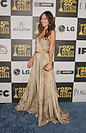 LOS ANGELES, CA. - March 05: Actress Olivia Wilde arrives at the 25th Film Independent Spirit Awards held at Nokia Theatre L.A. Live on March 5, 2010 in Los Angeles, California.