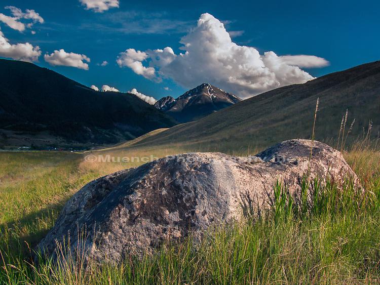 Emigrant Peak,Absaroka Range,Montana