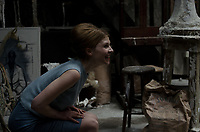 FINAL PORTRAIT (2017)<br /> CLEMENCE POESY<br /> *Filmstill - Editorial Use Only*<br /> CAP/FB<br /> Image supplied by Capital Pictures