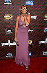 "LOS ANGELES, CA. - October 18: Actress Courtney Hansen arrives at the Spike TV's ""Scream 2008"" Awards at The Greek Theater on October 18, 2008 in Los Angeles, California."
