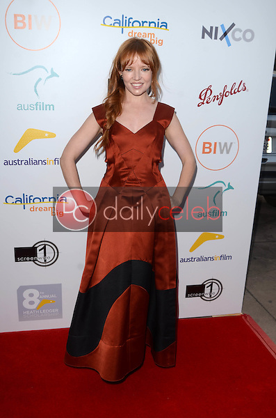 Stef Dawson<br />