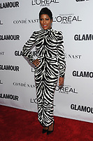 BROOKLYN, NY - NOVEMBER 13: Tamron Hall  at Glamour's 2017 Women Of The Year Awards at the Kings Theater in Brooklyn, New York City on November 13, 2017. Credit: John Palmer/MediaPunch