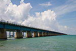 Seven Mile Bridge to Pigeon Key offers a hiking and biking opportunity.
