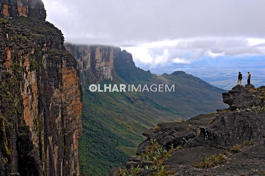 Parque Nacional do Monte Roraima. Roraima. Foto de Caio Vilela.