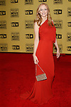 January 15, 2010:  Heather Graham arrives at the 15th Annual Critics' Choice Movie Awards held at the Palladium in Los Angeles, California. .Photo by Nina Prommer/Milestone Photo