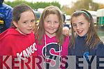 Enjoying the horse fair in the Gap of Dunloe on Sunday were Niamh O'Sullivan, Black Valley, Ailish Coffey, Gap of Dunloe and Kate Doran, Firies.   Copyright Kerry's Eye 2008