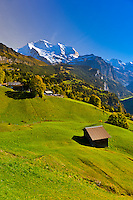 Wengen, Swiss Alps, Canton Bern, Switzerland