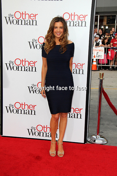 WESTWOOD, CA - April 21: Ashley Cusato at the &quot;The Other Woman&quot; Los Angeles Premiere, Village Theater, Westwood, April 21, 2014.<br /> Credit: MediaPunch/face to face<br /> - Germany, Austria, Switzerland, Eastern Europe, Australia, UK, USA, Taiwan, Singapore, China, Malaysia, Thailand, Sweden, Estonia, Latvia and Lithuania rights only -