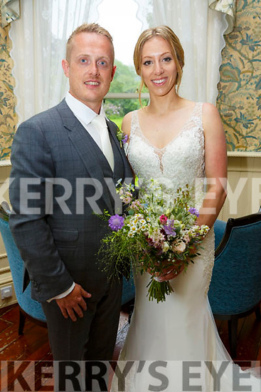 Kehoe/Shaddock wedding in Ballyseede Hotel on Thursday May 31.