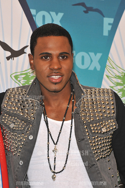 R&B star Jason Derulo at the 2010 Teen Choice Awards at the Gibson Amphitheatre, Universal Studios, Hollywood, CA..August 8, 2010  Los Angeles, CA.Picture: Paul Smith / Featureflash