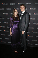 LOS ANGELES, CA - NOVEMBER 4: Zoe Kazan and Paul Dano at the 10th Hamilton Behind the Camera Awards hosted by Los Angeles Confidential at Exchange LA in Los Angeles, California on November 4, 2018. <br /> CAP/MPI/FS<br /> &copy;FS/MPI/Capital Pictures