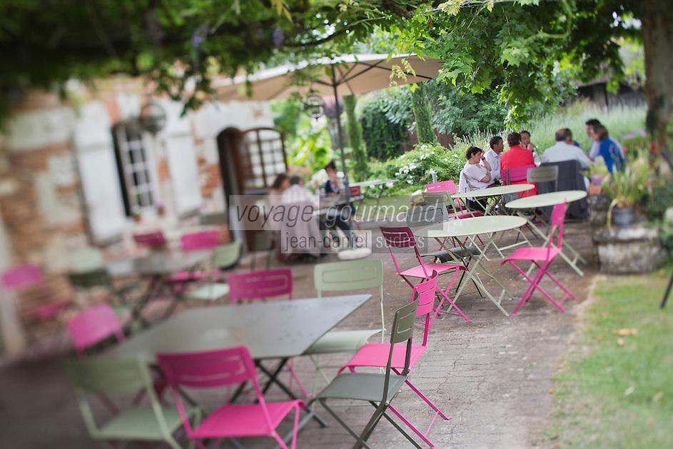 Europe/France/Aquitaine/47/Lot-et-Garonne/Boé:  restaurant: Le Carré Gourmand