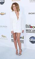 LAS VEGAS, CA - MAY 20: Miley Cyrus arrives at the 2012 Billboard Music Awards at MGM Grand on May 20, 2012 in Las Vegas, Nevada.