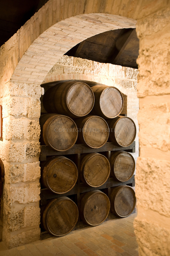 Rum barrels.Saint Nicholas Abbey.Saint Peter Parish.Barbados.