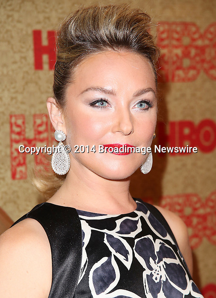 Pictured: Elisabeth Rohm<br /> Mandatory Credit &copy; Frederick Taylor/Broadimage<br /> HBO's Post 2014 Golden Globe Awards Party - Arrivals<br /> <br /> 1/12/14, Los Angeles, California, United States of America<br /> <br /> Broadimage Newswire<br /> Los Angeles 1+  (310) 301-1027<br /> New York      1+  (646) 827-9134<br /> sales@broadimage.com<br /> http://www.broadimage.com